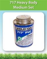 717 Heavy Body Medium Set