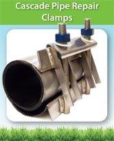 Cascade Pipe Repair Clamps