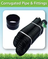 Corrugated Pipe and Fittings