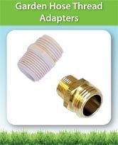 Garden Hose Thread Adapters