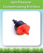 Jain Pressure Compensating Emitters