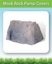 Mock Rock Pump Covers