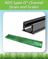 NDS Spee-D® Channel Drain and Grates