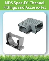 NDS Spee-D® Channel Fittings and Accessories