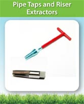 Pipe Taps and Riser Extractors