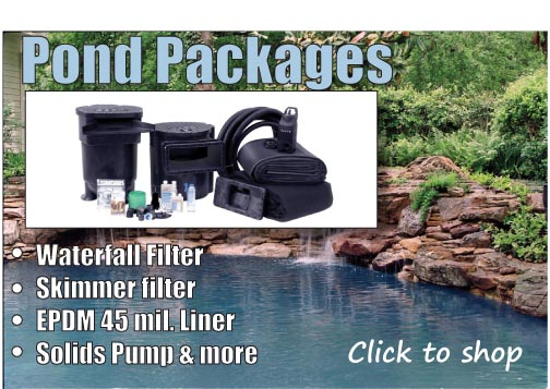 Pond Packages
