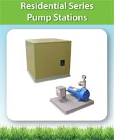 Residential Series Pump Stations