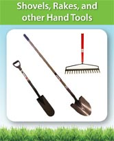 Shovels, Rakes, and Other Hand Tools
