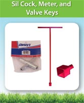 Sil Cock, Meter, and Valve Keys