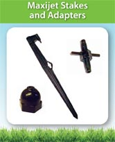 Stakes and Adapters