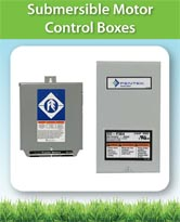 Submersible Motor Control Boxes