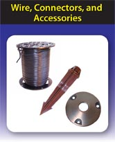 Wire, Connectors, and Accessories