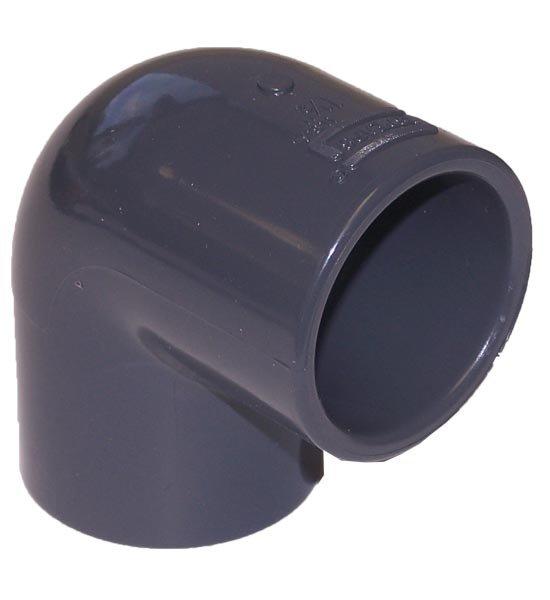 90 Degree Elbow, Socket x Socket 1-1/2″