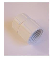 Hose Swivel Adapter, 3/4″ Female IPT x 3/4″ Female Hose Thread (With Washer)