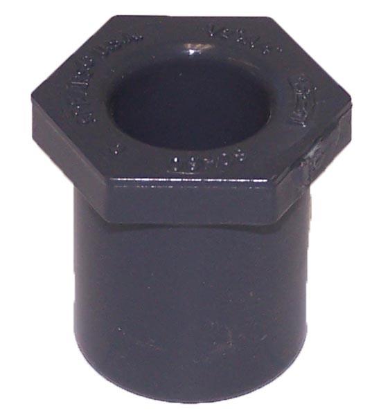 Reducing Bushing, Spigot x Socket 1/2″ x 1/4″