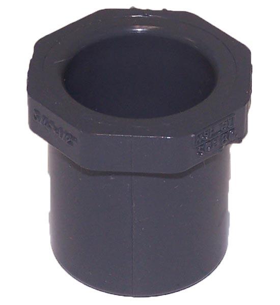 Reducing Bushing, Spigot x Socket 3/4″ x 1/2″