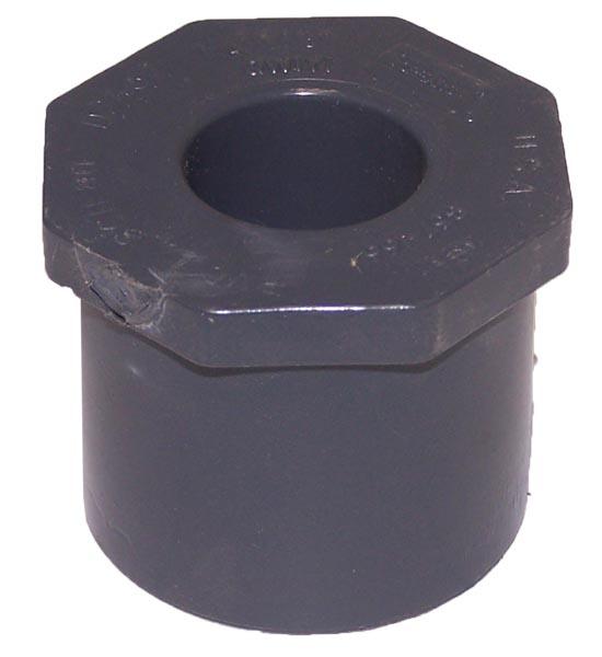 Reducing Bushing, Spigot x Socket 1-1/4″ x 1/2″