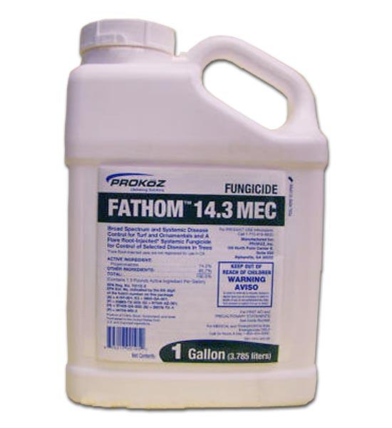 Fathom 14.3 Fungicide Gallon