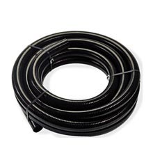 Flexible PVC Pipe, 3″  (50′ Coil)