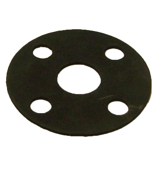 Gasket, 1″  Full Face, 1/8″ Thick, 150 #