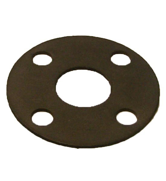 Gasket, 1-1/4″  Full Face, 1/8″ Thick, 150 #