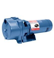GT10 – Pump, Self-Priming Centrifugal, 1 HP, 115 / 230VAC, 1 Phase