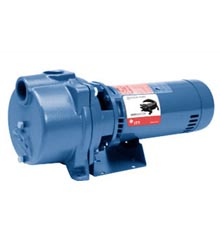GT15 – Pump, Self-Priming Centrifugal, 1-1/2 HP, 115 / 230VAC, 1 Phase