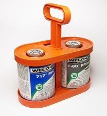 Glue & Primer Tote, Fits Pint & Quart Cans