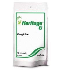Heritage G Granular Fungicide 30#