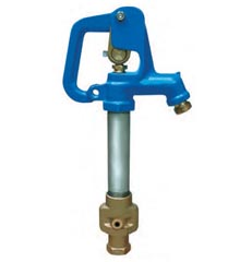 Frost Proof Yard Hydrant, 1-Foot Bury Depth