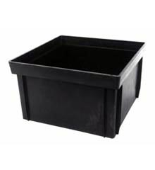 Extension, 8″ Riser (No Bottom) For 18″ x 18″ Catch Basin or Hub Adapter