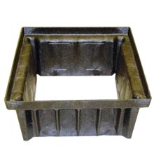 Extension, 12″ Riser (No Bottom) For 24″ x 24″ Catch Basin