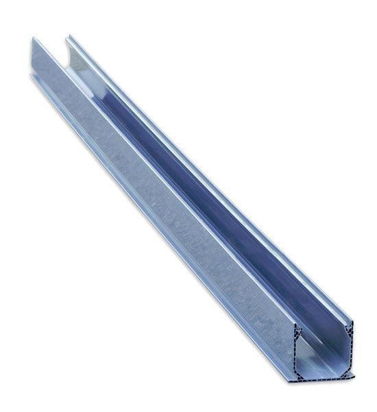 Channel Drain, 3″ Mini Channel™ , Gray (6′ Long) – Grate Not Included