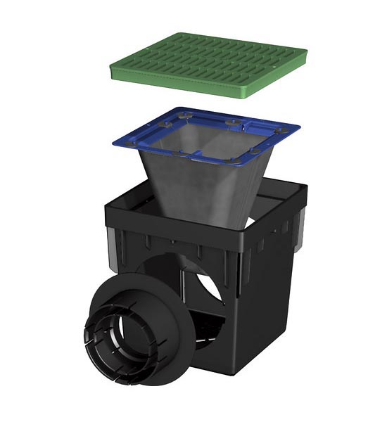 Filter for 9″ x 9″ Catch Basin