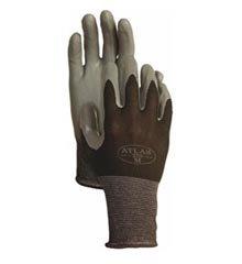 """Work Gloves, Atlas """"Nitrile Tough"""" – Large"""