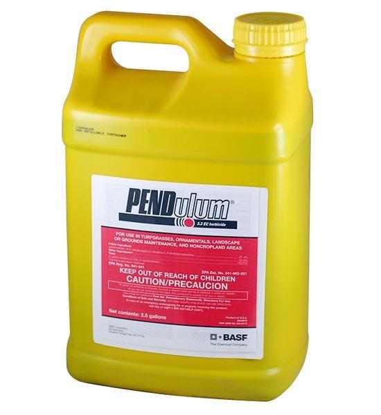 Pendulum 3.3 EC Herbicide 2.5 Gallon