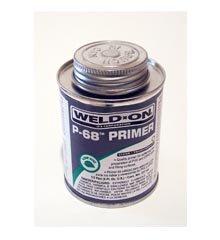 PVC Primer, 1/2 Pint – Clear