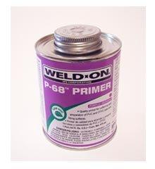 PVC Primer, Pint – Purple