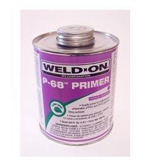 PVC Primer, Quart – Purple
