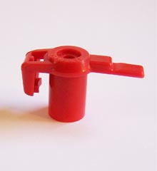 # 06 Standard Trajectory Nozzle For 2045A and Maxibird impact sprinkler (Red)