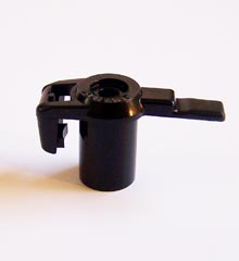 # 07 Standard Trajectory Nozzle For 2045A and Maxibird impact sprinkler  (Black)