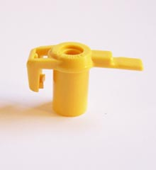 # 10 Standard Trajectory Nozzle For 2045A and Maxibird impact sprinkler (Yellow)