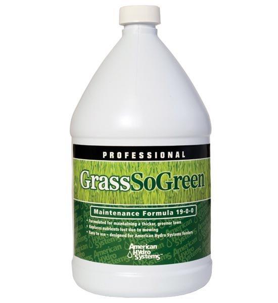 Grass So Green® Liquid Fertilizer (19-0-0), Gallon
