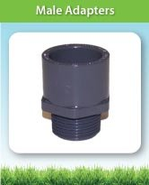 Male Adapters (T x S)
