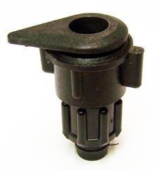 Adapter, 5/8″ Drip Tape – Loc Sleeve x Layflat Tubing