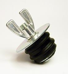 Test Plug, 2″, Steel Flange With Rubber Gasket