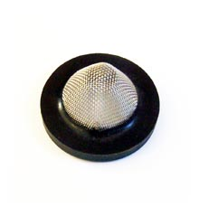 Hose Washer, 3/4″ With Stainless Steel Screen