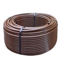 Landscape Drip Line, 0.9 GPH Emitter @ 18″ Spacing, 500′ Coil (Brown)