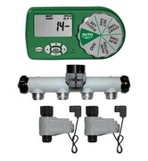 Yard Watering System – Includes 2 Valves (Can Expand To 4 Valves)